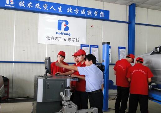 广州北方汽车学院多方面确保学子成功就业
