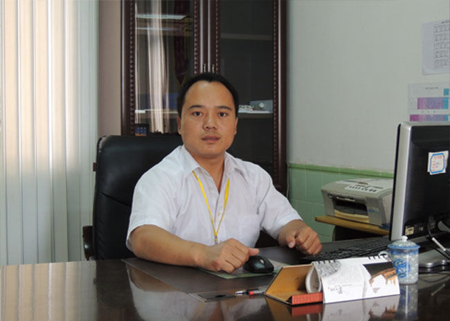 刘家成 特级讲师、德能教育讲师、高级培训师