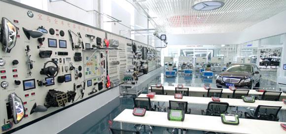 广州北方汽车学院教学设备
