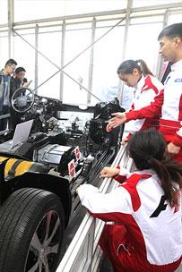 广州北方汽车学院创业